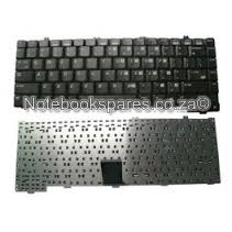 ACER ASPIRE  1300 LAPTOP KEYBOARD IN BLACK