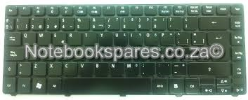 ACER ASPIRE 3935 LAPTOP KEYBOARD IN BLACK