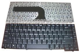 ASUS X51 LAPTOP KEYBOARD IN BLACK