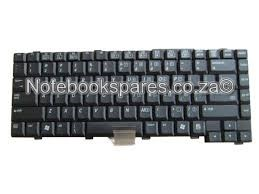 COMPAQ PRESARIO 1700 LAPTOP KEYBOARD IN BLACK