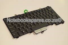 DELL LATITUDE D400 LAPTOP KEYBOARD IN BLACK