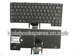 DELL LATITUDE 6430U SERIES LAPTOP KEYBOARD IN BLACK