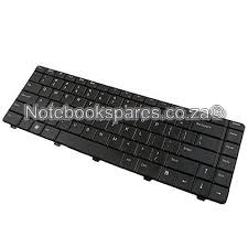 DELL INSPIRON N4010 LAPTOP KEYBOARD IN BLACK