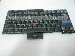 IBM T43 15.5 INCH THINKPAD LAPTOP KEYBOARD IN BLACK