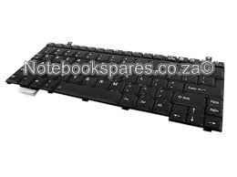 TOSHIBA PORTEGE M200 LAPTOP KEYBOARD IN BLACK
