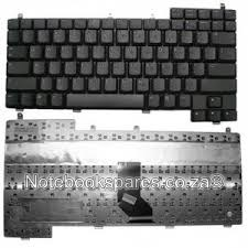 TOSHIBA PORTEGE R200 LAPTOP KEYBOARD IN BLACK/WHITE