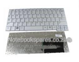 TOSHIBA QOSMIO F30 LAPTOP KEYBOARD IN GREY WHITE