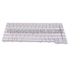 TOSHIBA SATELLITE A200 LAPTOP KEYBOARD IN BLACK/SILVE