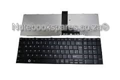 TOSHIBA SATELLITE L850 SERIES LAPTOP KEYBOARD IN BLA