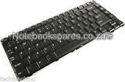 TOSHIBA TECRA 9000 LAPTOP KEYBOARD IN BLACK
